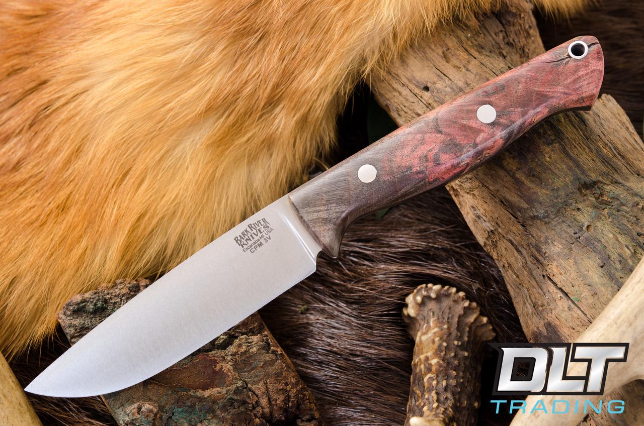 Fox River EXT-1 3V Red & Gray Maple Burl - #2