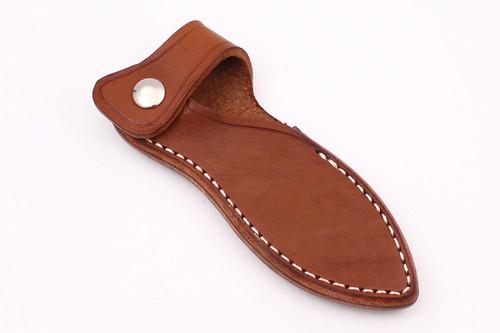 Bravo 1 Sabot Style Leather Sheath