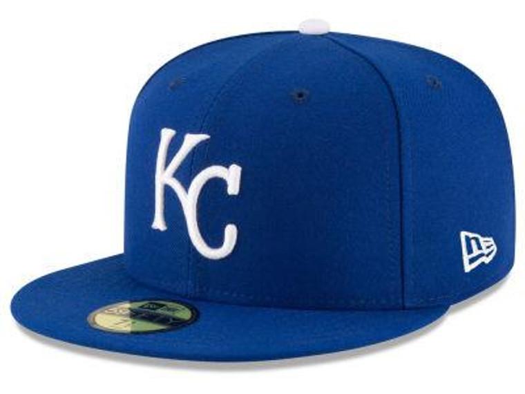 Kansas City Royals Authentic 59Fifty Game Cap