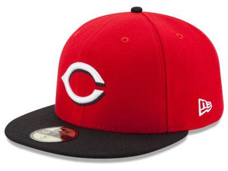 Cincinnati Reds Authentic 59Fifty Alternate Game Cap