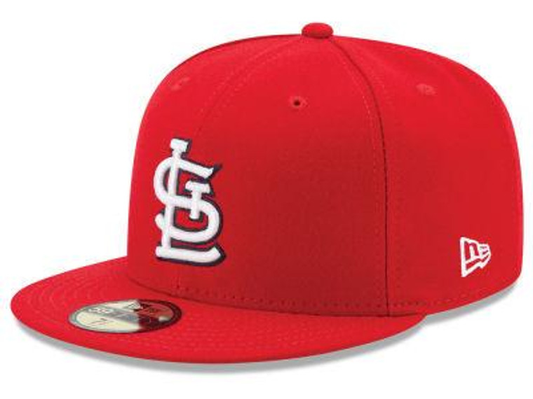 St. Louis Cardinals Authentic 59Fifty Red Game Cap