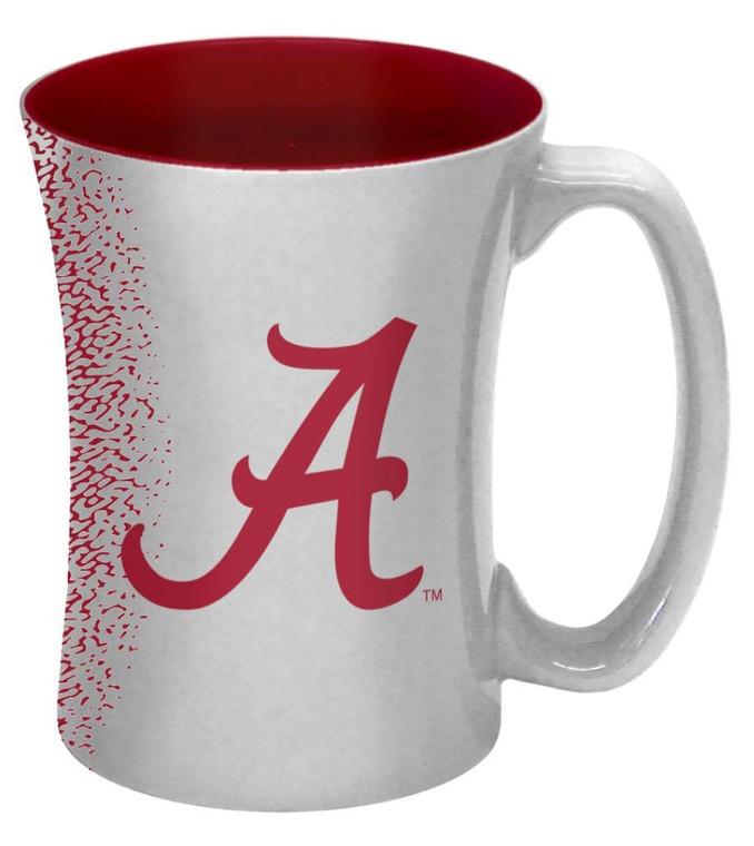 Alabama Crimson Tide Mocha Coffee Mug 14oz