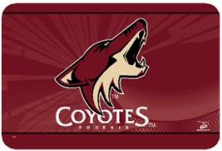 """Arizona Coyotes 20""""x30"""" Door Mat"""