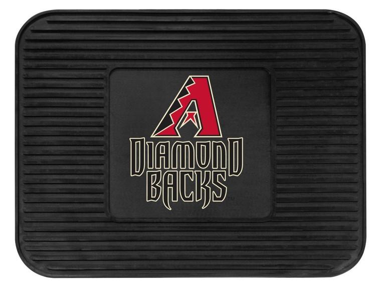 Arizona Diamondbacks Heavy Duty Vinyl Rear Car Mat