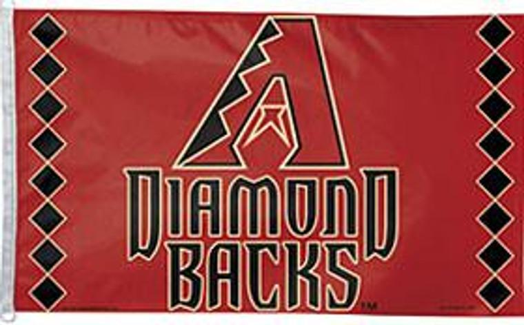 Arizona Diamondbacks Flag 3x5