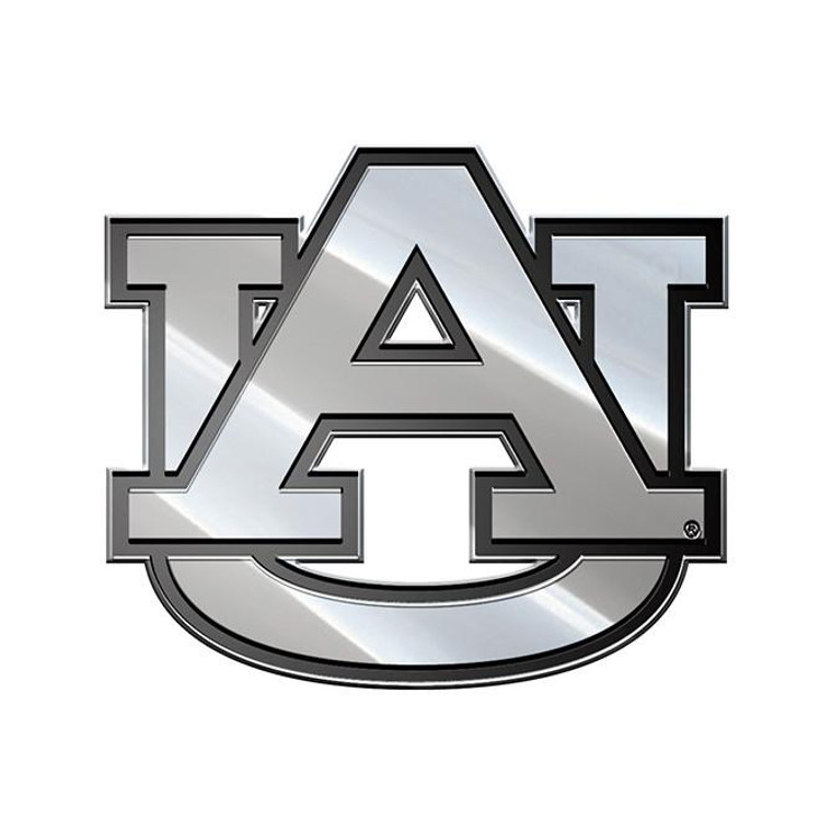 Auburn Tigers Premium Metal Auto Emblem