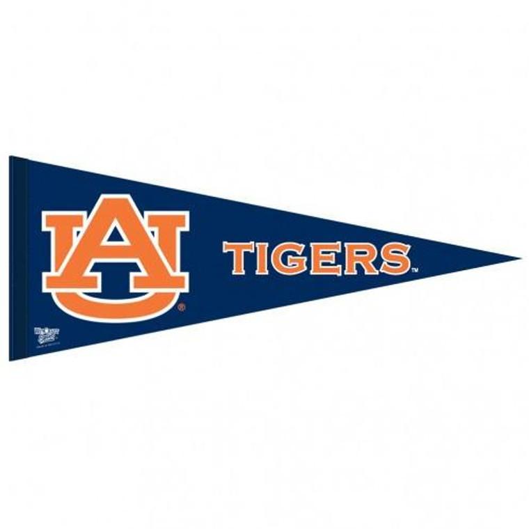 "Auburn Tigers Pennant Premium Pennant 12x30"""