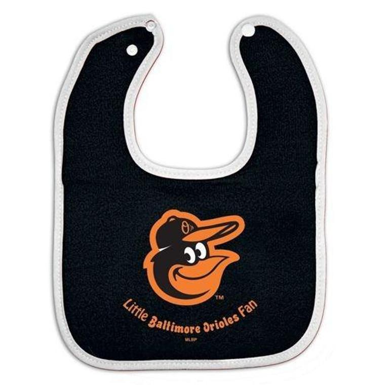 Baltimore Orioles Baby Bib - All Pro