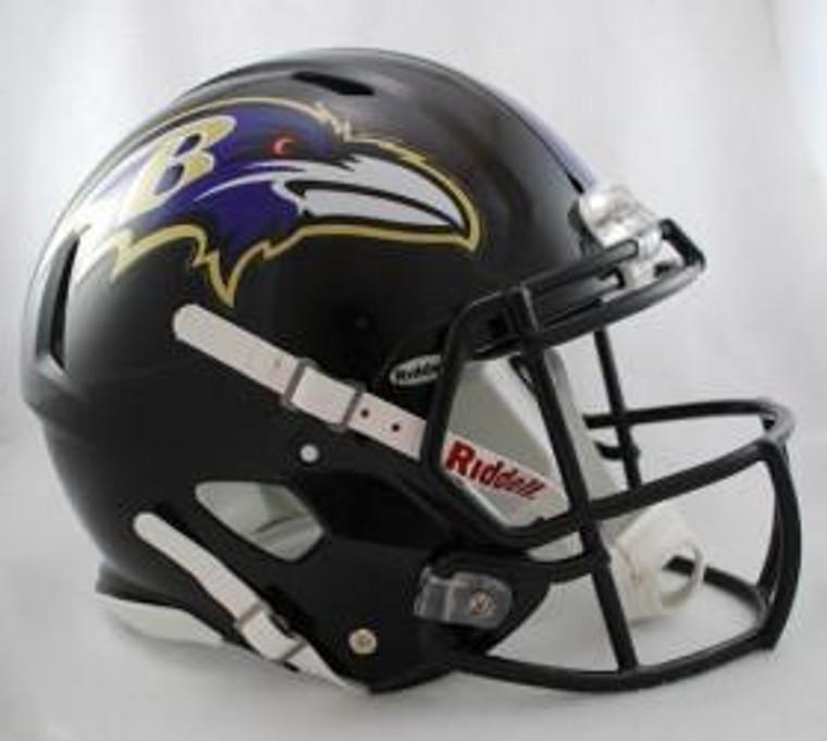 Baltimore Ravens Revolution Speed Authentic Helmet