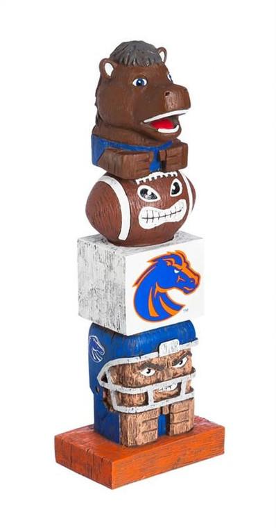 Boise State Broncos Tiki Totem