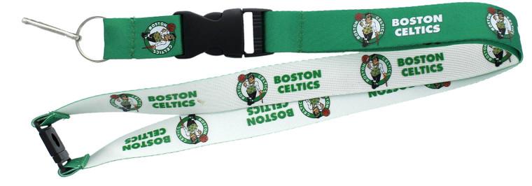 Boston Celtics Lanyard - Reversible