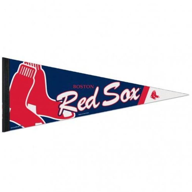 "Boston Red Sox Pennant Premium Pennant 12x30"""
