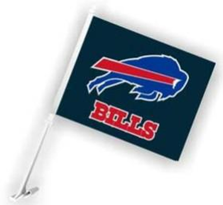 Buffalo Bills Car Flag