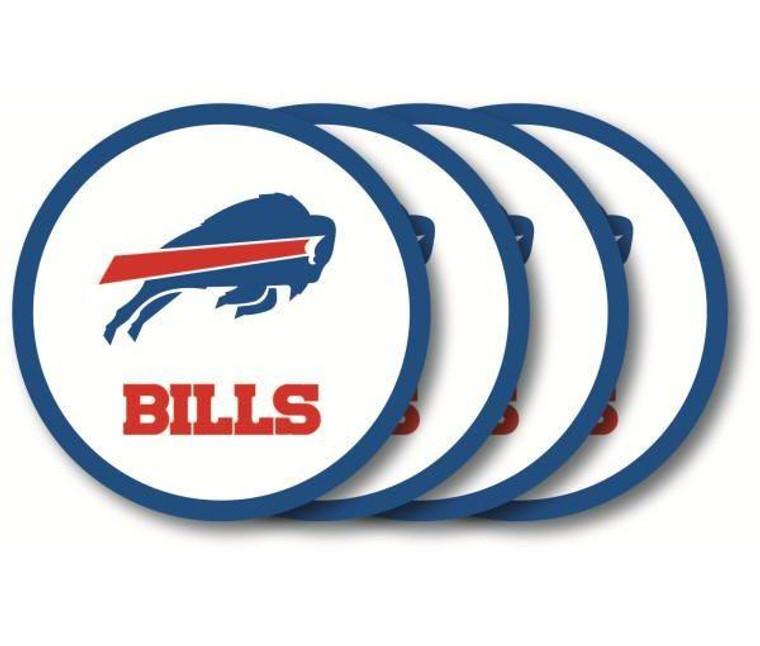 Buffalo Bills Coaster Set