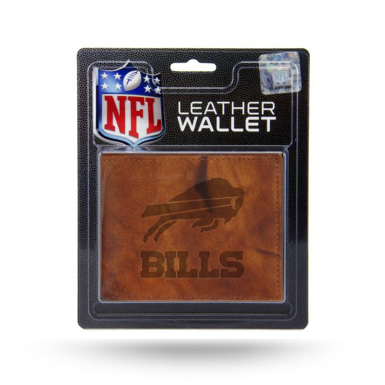 Buffalo Bills Leather Embossed Billfold