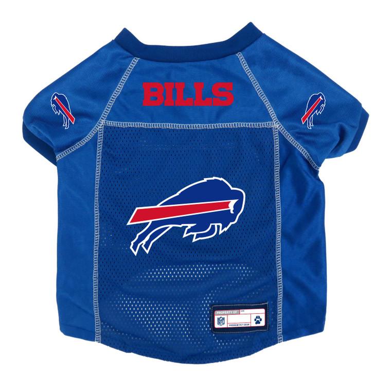 Buffalo Bills Pet Jersey Size XS