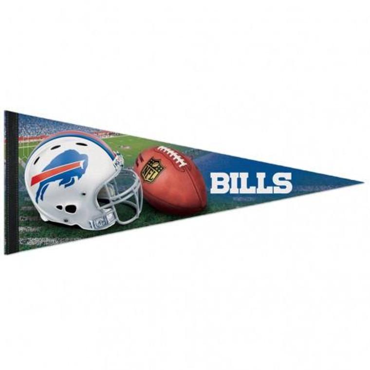 "Buffalo Bills Premium Pennant 12x30"""