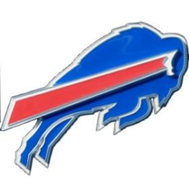 Buffalo Bills Trailer Hitch Logo Cover