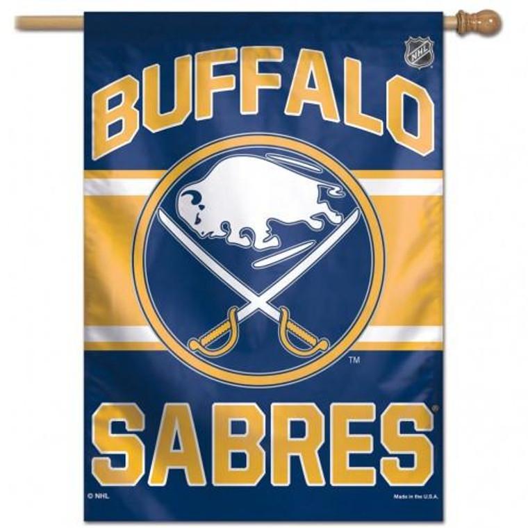 Buffalo Sabres Banner 28x40