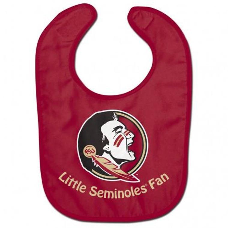 Florida State Seminoles Baby Bib - All Pro Little Fan