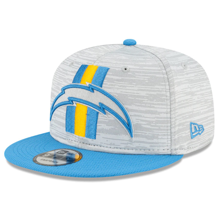 Los Angeles Chargers 2021 New Era 9FIFTY Training Camp Cap