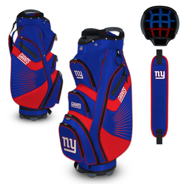 New York Giants Bucket Cooler Golf Bag III