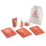 Rosebud Woman The Ritual Travel Set