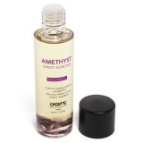 Exsens Amethyst Sweet Almond Crystal Massage Oil