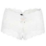 Luxe Lace Open Brief