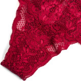 Cutie Low-Rise Thong, Ruby