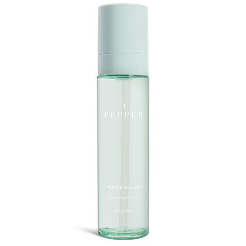 Pepper Water-Based Personal Lubricant