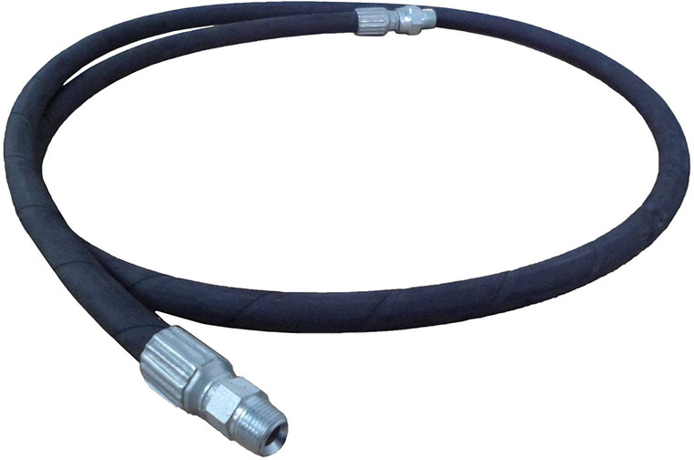 3/8 or 1/2 Custom Length Whip Lines / Pressure Hoses (by the foot) 1-WIRE or 2-Wire