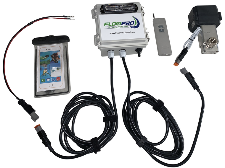 FlowPro Remote Bypass