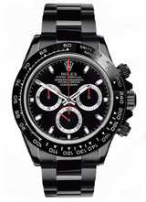 What is DLC vs. PVD Black Coating for Rolex?