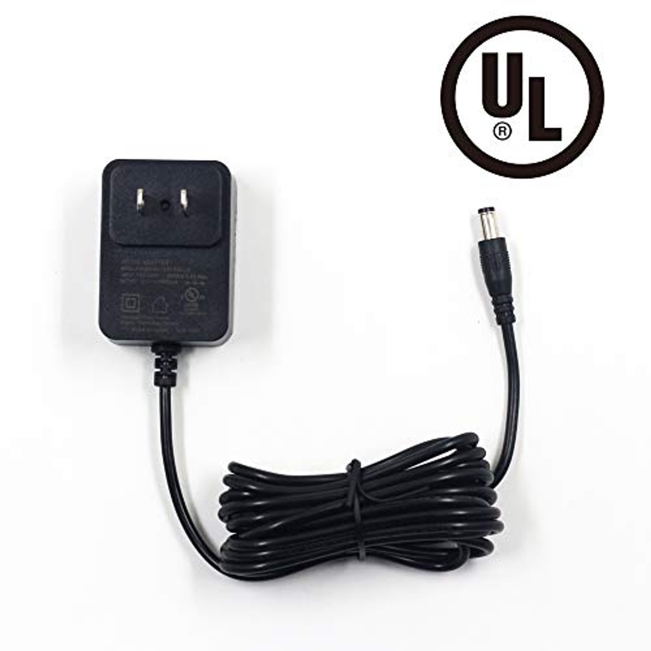 BestCH 12V AC//DC Adapter for CCTV Security Camera 1LC Power Supply Cord Cable Charger Mains PSU