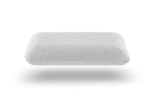 Tuft & Needle Premium Pillow, Standard Size with T&N Adaptive Foam,Sleeps Cooler & More Supportive Than Memory Foam Pillows,Hypoallergenic Cover,Certi-PUR & Oeko-Tex 100 Certified,3-Year True Warranty