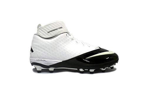 Nike Lunar Super Bad Pro TD (15, White/White/Black)