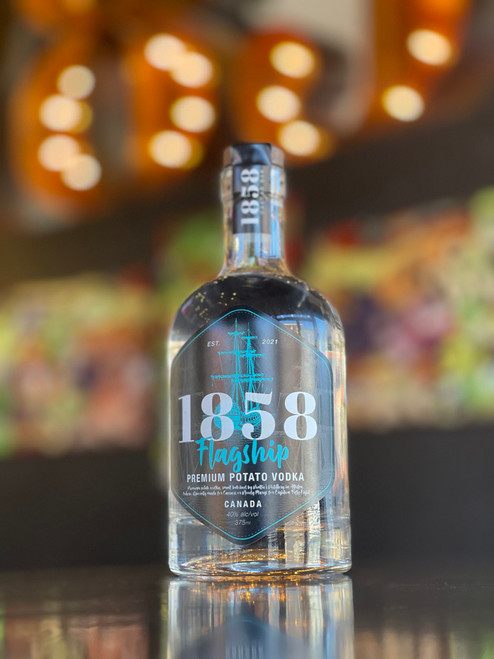 1858 Flagship Vodka