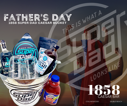 Fathers Day Bucket (pick up only)