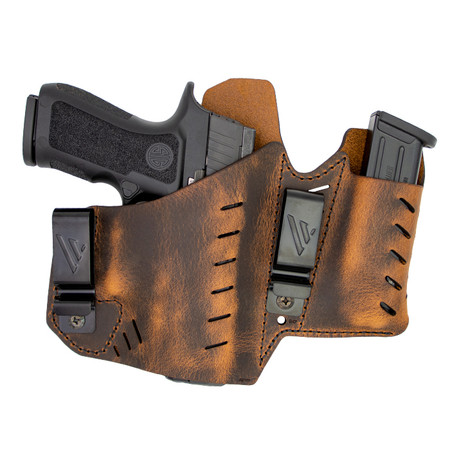 Element w/ Mag Pouch (IWB) Holster