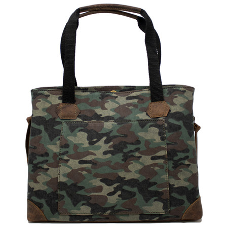 Conceal Carry Purse - Canvas (Camo)
