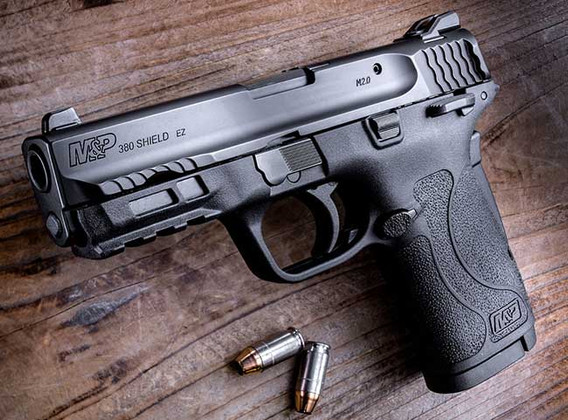 New Gun: Smith & Wesson M&P380 Shield EZ