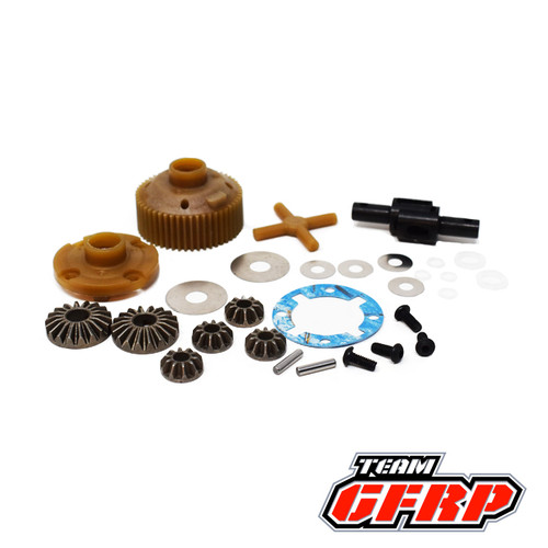 Gear Diff Assembly (1177 Case) WM