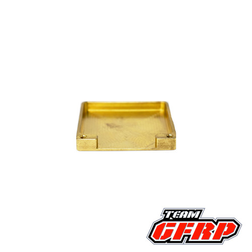 Brass Speed Controller Tray WM