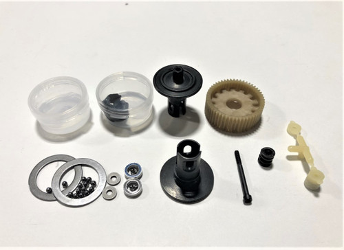 Ball Diff Assembly (1177 Case)