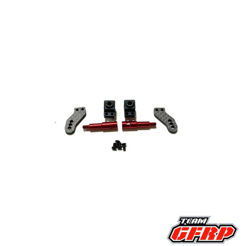 Machined Front Axle Kit