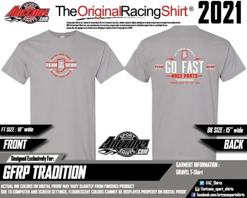 Gray GFRP T-Shirt