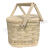 Deluxe Heart Basket - Large