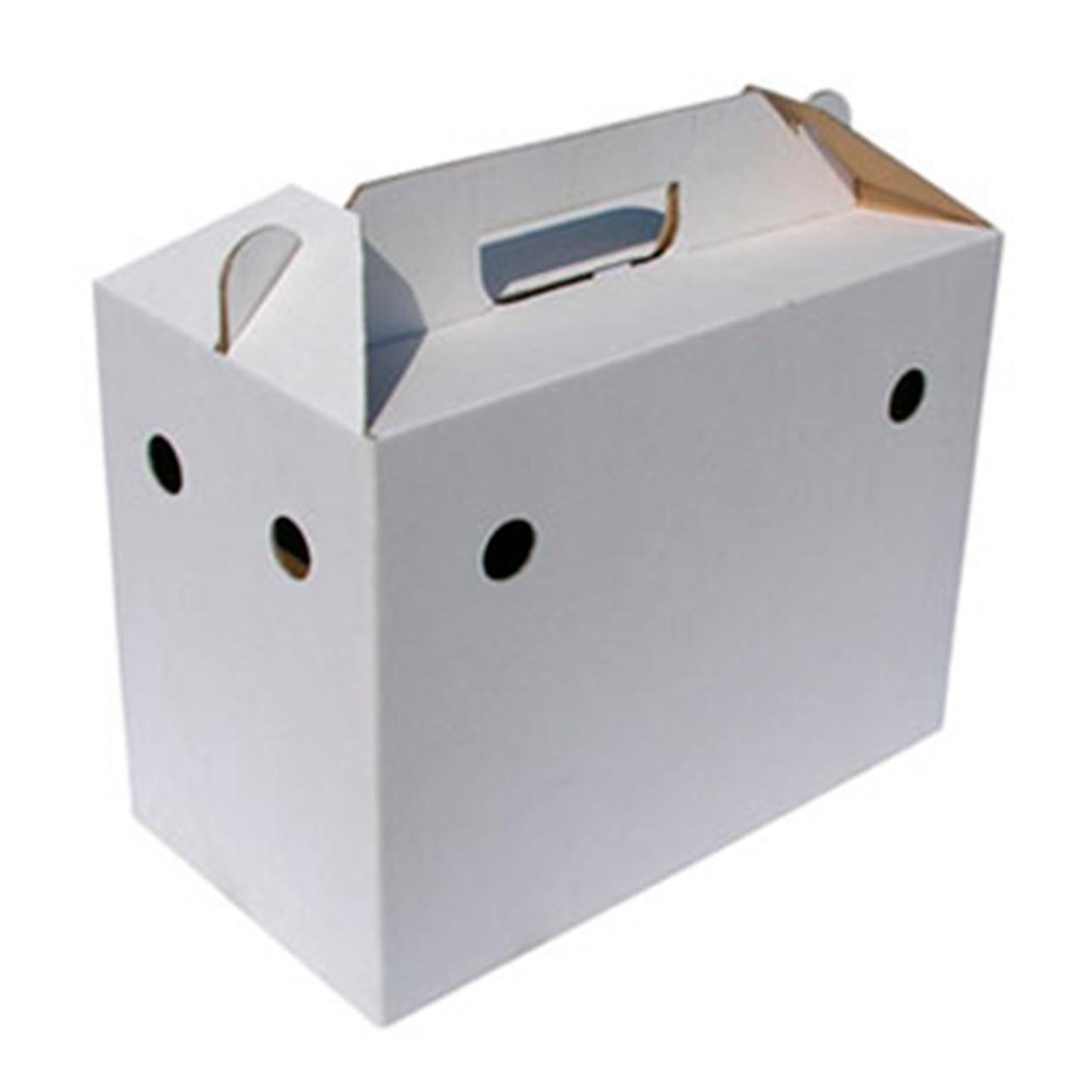 Single Bird Shipping Box