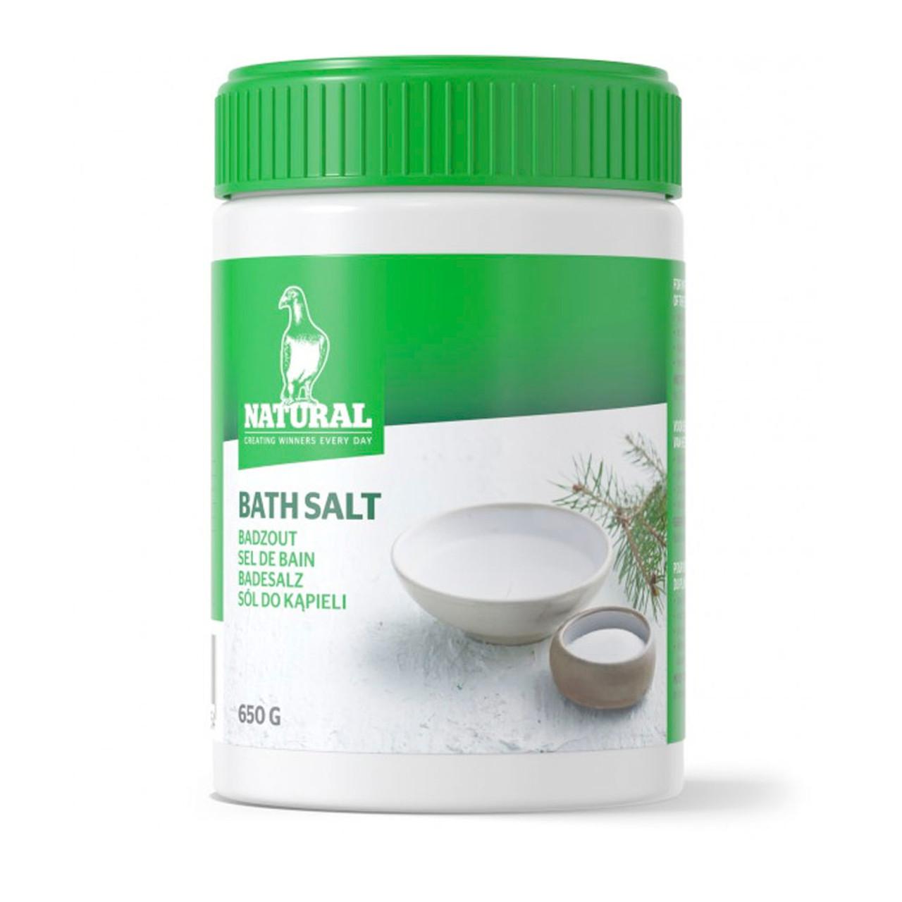 Natural Bath Salt - 1.5 lbs.